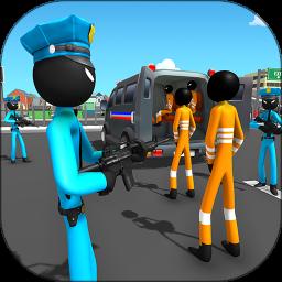 火柴人警察模拟器